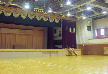 亀田市民会館 画像2